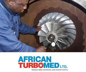 Africa turbo overhauling